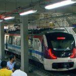 Homem morre após cair em plataforma do metrô na Mussurunga