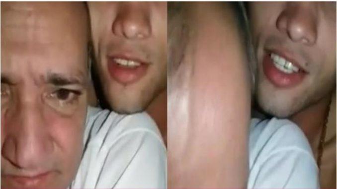 Idoso posta vídeo fazendo 'amor' com novinho na foto do perfil do Facebook