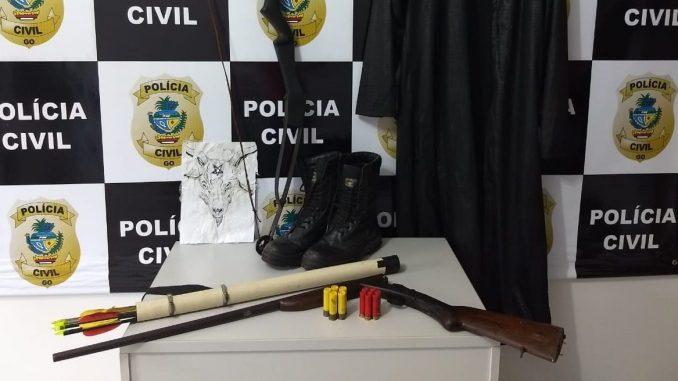 Adolescente planejava massacre em escola em Goiás