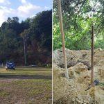 PMs resgatam adolescente que seria enterrado vivo em Salvador