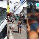 Casal é executado em Salvador com mais de 20 tiros dentro de carro