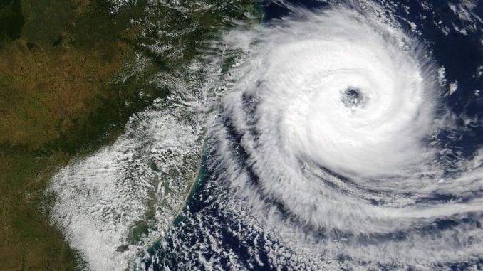 Litoral da Bahia entra em alerta por risco de formação de ciclone