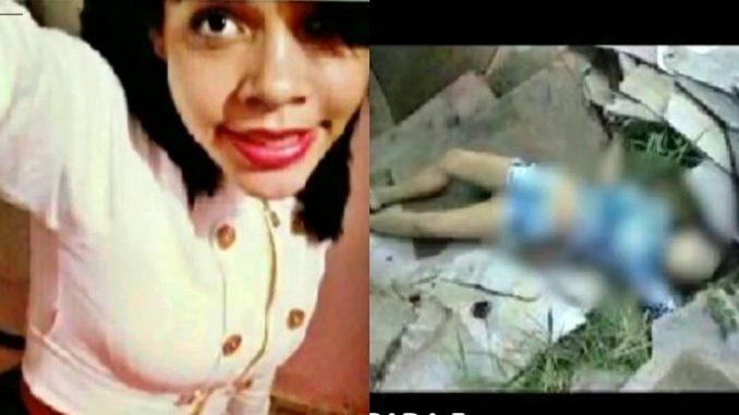 Jovem mata namorada de 14 anos e publica foto do corpo no Facebook
