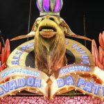 Tuiuti homenageia o Salvador da pátria e puxa gritos por Lula livre