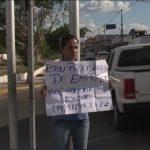 Jovem consegue vagas para ela e mais 2 parentes após 5h em sinaleira na Bahia