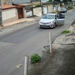 Saci Pererê assalta motorista em Nova Iguaçu, Rio de Janeiro