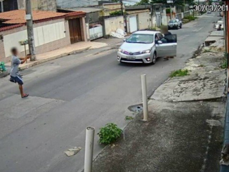 Saci Pererê assalta motorista em Nova Iguaçu