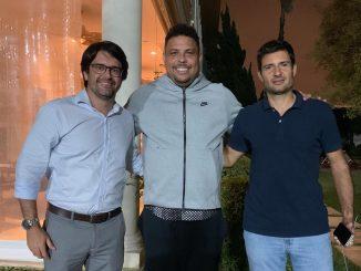 Bahia se reúne com Ronaldo
