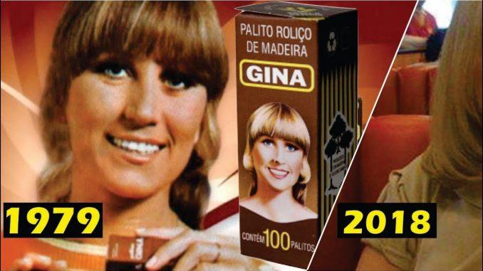 Gina do Palito de dente
