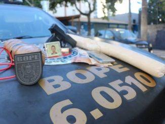 Canário morre em confronto com a Polícia