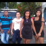 Gangue de mulheres são presas no bairro de Itapuã