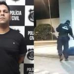 Vigilante que matou colega de trabalho por causa de bola de papel é preso