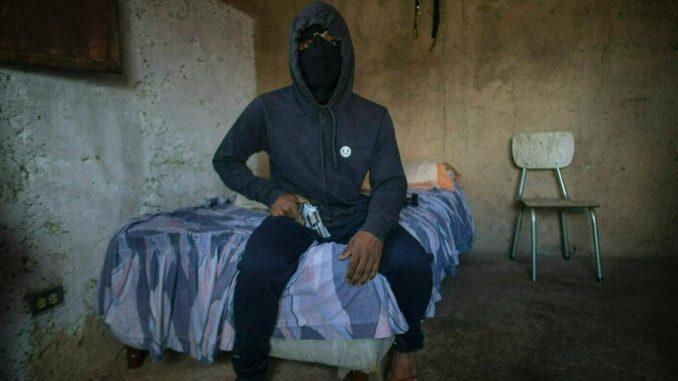 Ladrões da Venezuela NÃO têm dinheiro nem pra bala
