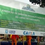 Prefeitura de Lauro de Freitas altera data