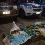 Polícia apreende mais de 40 kg de drogas em Lauro de Freitas