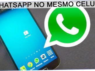 Use duas contas do WhatsApp no mesmo celular
