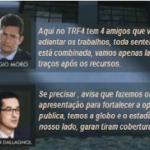 #Verificamos: É falso diálogo em que Moro diz a Dallagnol que sentença de Lula 'já está combinada'