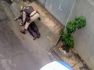 Mototaxista é executado em Vida Nova