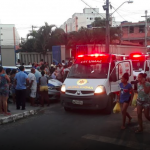 TRAGÉDIA: Veículo atropela várias crianças na porta da escola em Itinga