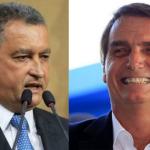 Rui Costa convida Bolsonaro para inauguração de aeroporto na Bahia