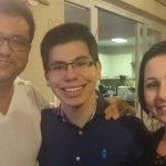 Filho de Geraldo Luís sai a cara de Silvio Santos e gera suspeita de traição