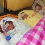 Mãe dá à luz 5 bebês após já ter tido gêmeos e trigêmeos!