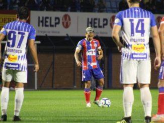 Bahia derrota o Avaí