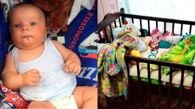 Bebê de 6 meses desaparece do berço