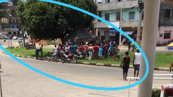Homem é morto a tiros em frente a UPA