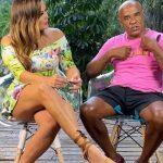 """Vídeo: Kid Bengala mostra pênis a Geisy Arruda durante entrevista: """"33 cm"""""""