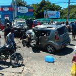 Acidente na Estrada do Coco