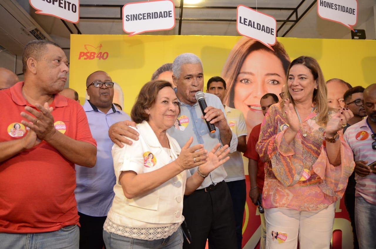 saúde de Lauro de Freitas