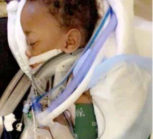 Menino de 1 ano é espancado até a morte