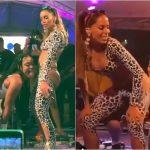 Anitta leva público ao delírio