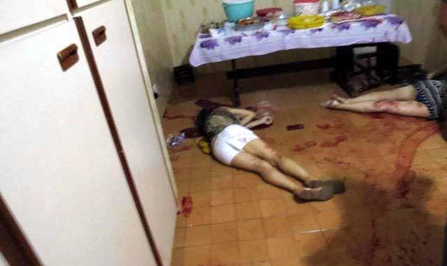 assassinadas