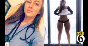 A médica mais linda do mundo