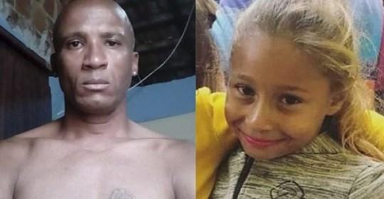 Menina de 8 anos é encontrada morta