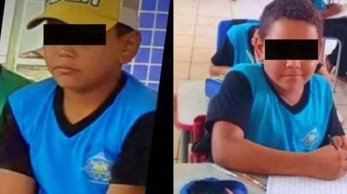 Menino de 10 anos comete suicídio