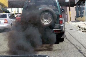veículo a gasolina ou diesel