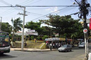 ambulantes e barraqueiros da Itinga