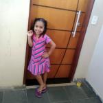 Menina de cinco anos é estuprada