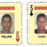 atiradores que mataram três pessoas em Jaguaribe