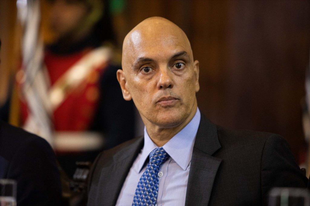 PM ameaça Alexandre de Moraes